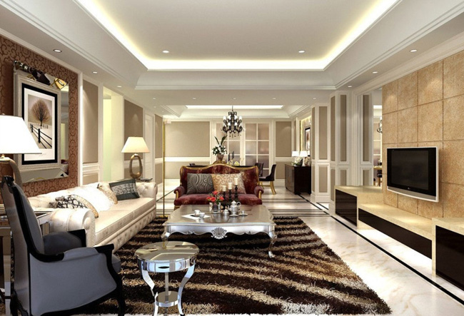 INTERIOR WORKS & FINISHES DEPARTMENT